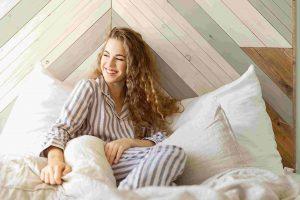 Die schönsten Comfy-Chic Looks aus der Welt der Nachtmode